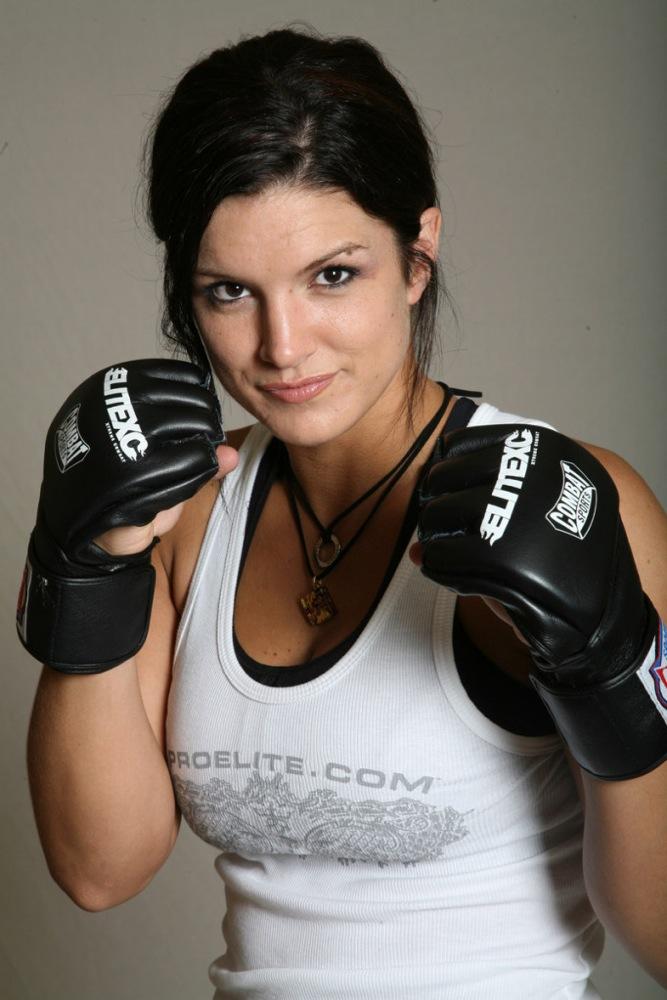 gina carano fight - photo #3