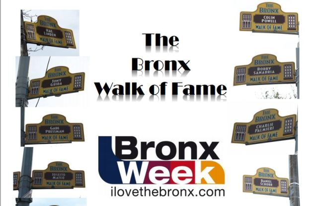 The Bronx Walk of Fame Inductees